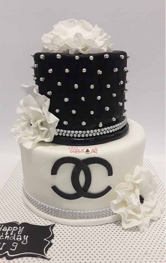 Shanel cake