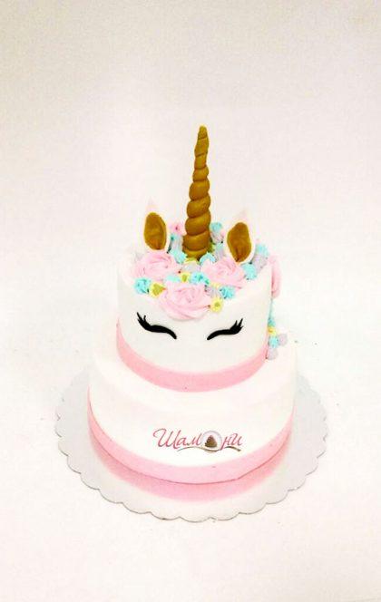 торта еднорог от ШамониD