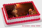 stolen princess открадната принцеса торта от Шамони детски торти  К5010