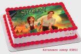 stolen princess открадната принцеса торта от Шамони детски торти  К5011