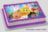 emoji movie, емотикони торти с фото картинка на Шамони, рожден ден К5022