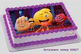 emoji movie, емотикони торти с фото картинка на Шамони, рожден ден К5027
