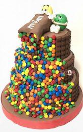м&m cake Shamoni