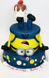 Миньон торта